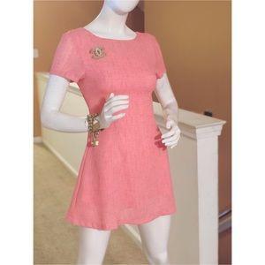 Dresses & Skirts - Pink Sherbert Mini Dress